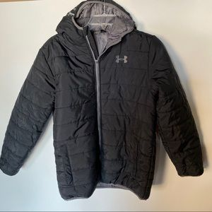 Under Armour Coldgear Youth Jacket SZ Large